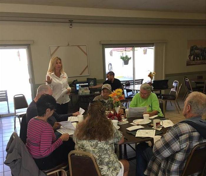 2018 Breakfast - SERVPRO and your Mobile Home