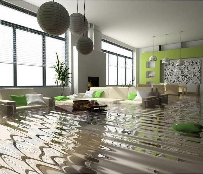 Water Damage Faster to your Beaumont, Banning, and Desert Hot Springs Water Damage Event