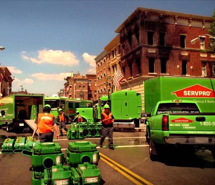 General For Immediate Service in Beaumont, Banning, and Desert Hot Springs, Call SERVPRO