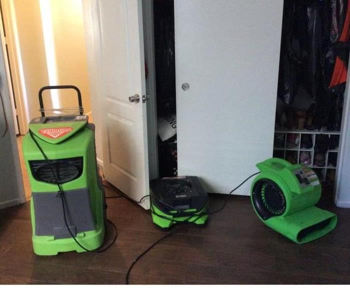 Why SERVPRO STORMS IN CALIFORNIA