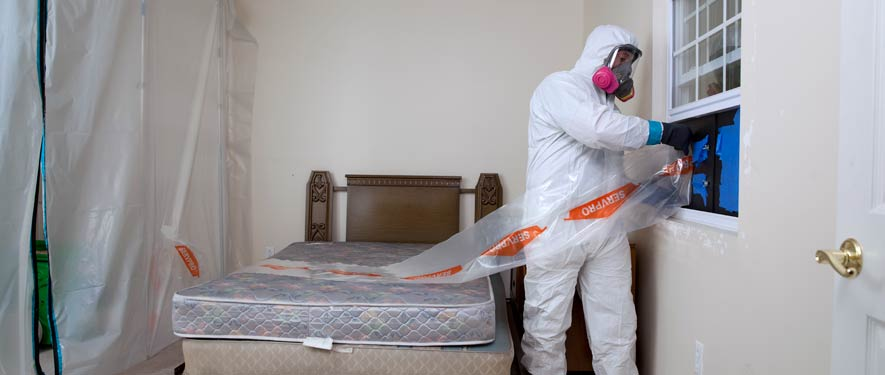 Beaumont, CA biohazard cleaning